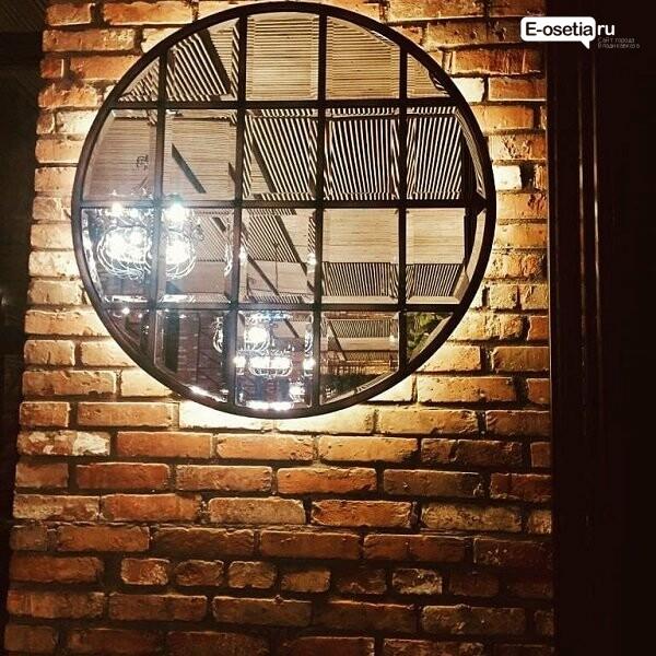 Зеркала для кафе
