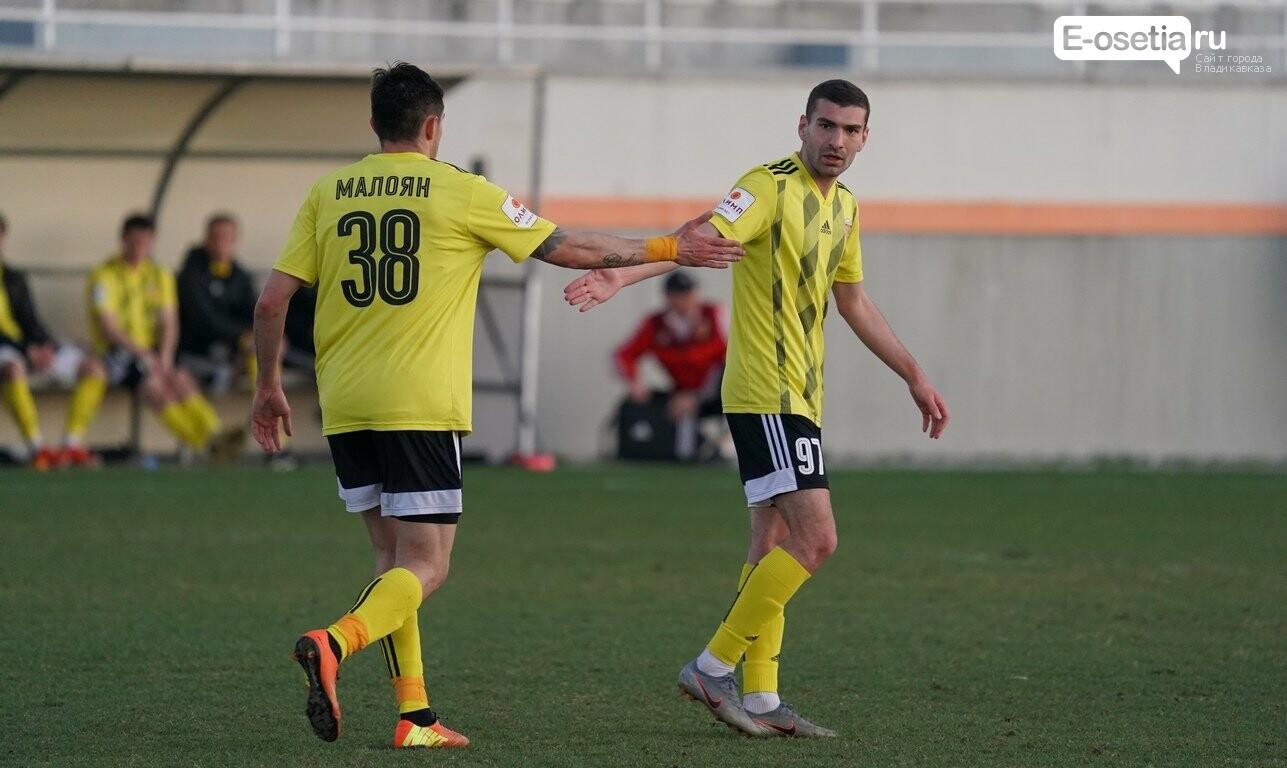 ФК «Алания Владикавказ» сыграл два контрольных матча в Турции, фото-3