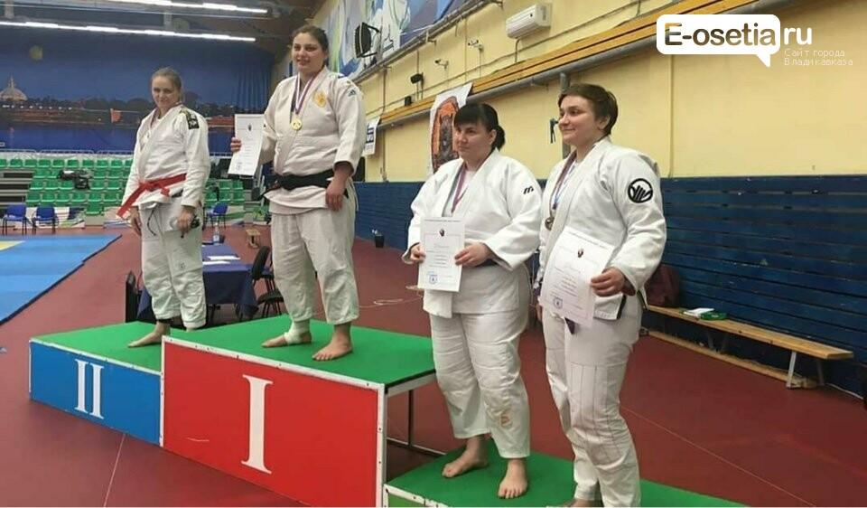Студентка из Владикавказа стала чемпионкой России по джиу-джитсу, фото-1