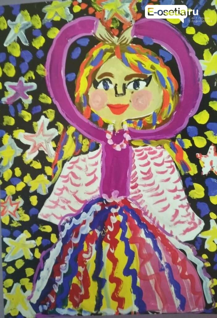 «Космический танец ангела» принес победу шестилетней Анне из Владикавказа, фото-1