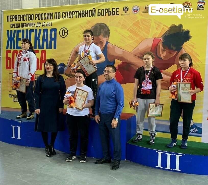 Три новые медали у борцов из Северной Осетии, фото-1