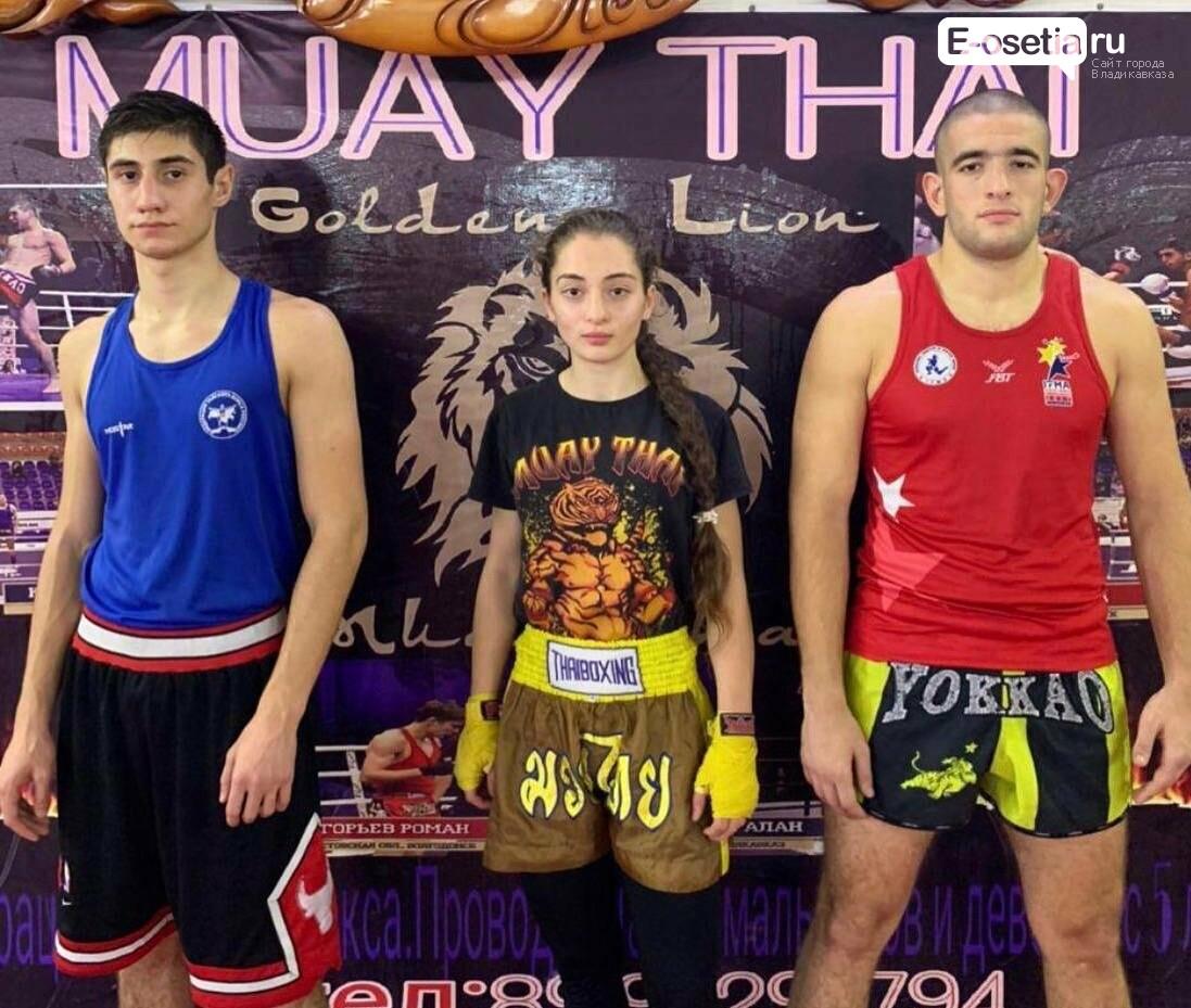 На чемпионате России по тайскому боксу в Сочи участвуют осетинские спортсмены, фото-1