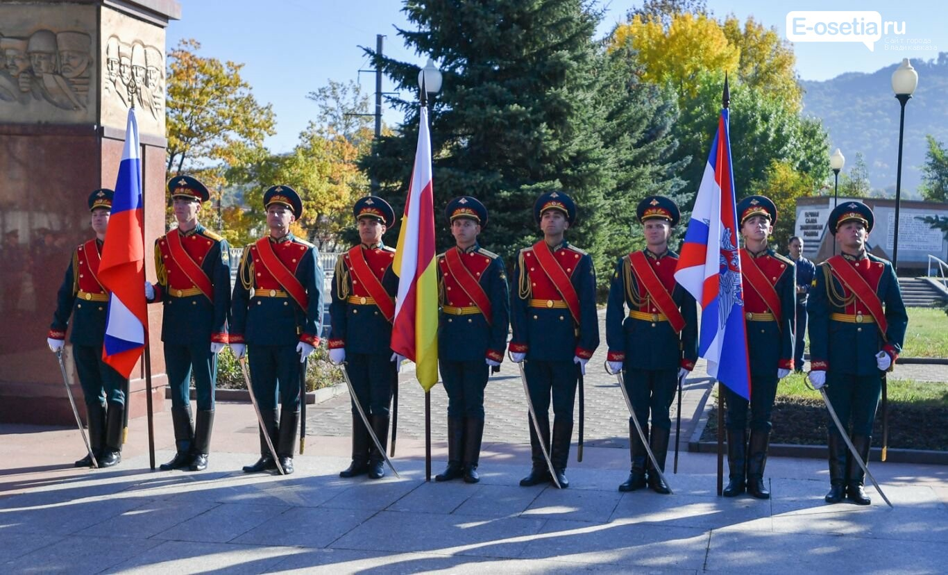 В Северной Осетии почтили память погибших в битве за Кавказ , фото-3