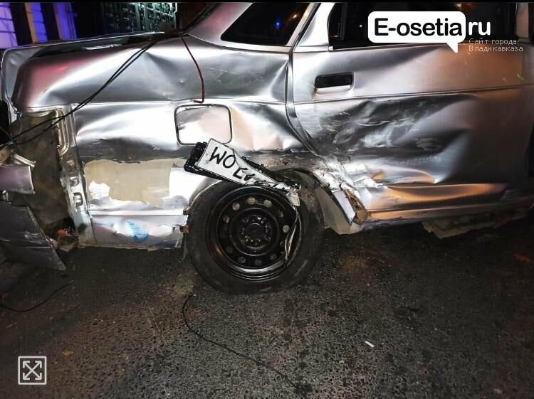 Двое пострадавших в ДТП в центре города, фото-1
