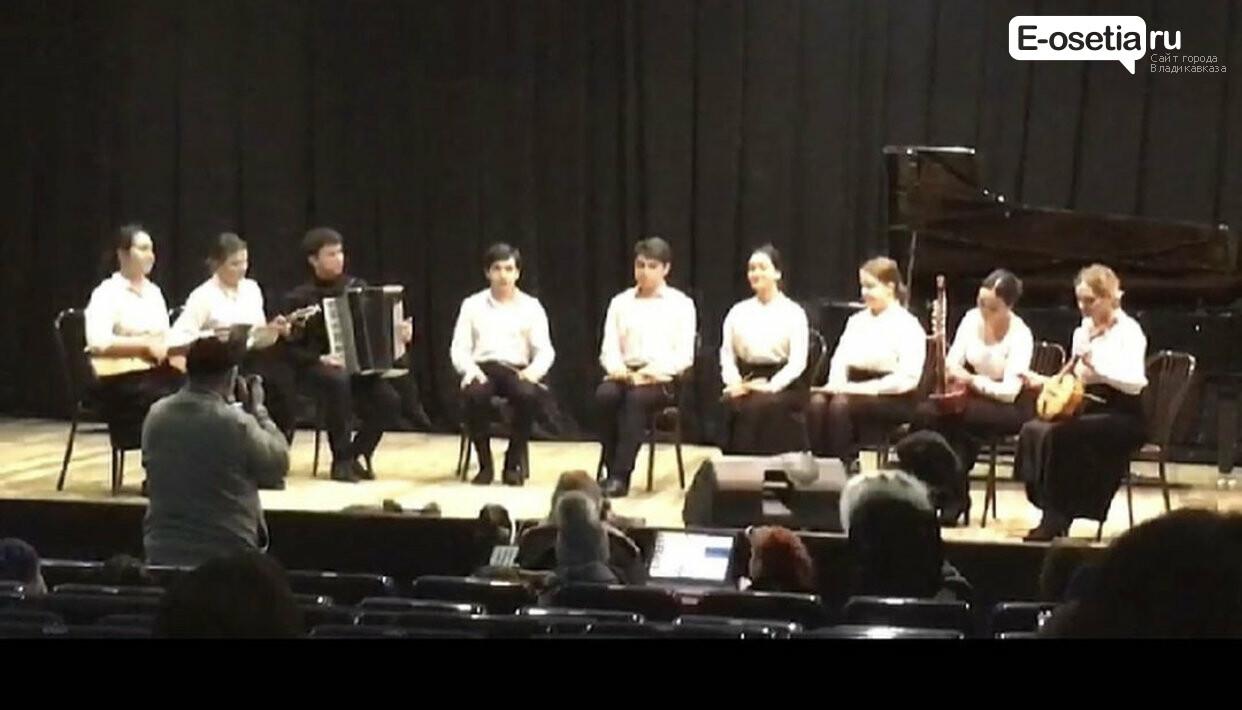 Ансамбли музыкальных инструментов, Три ансамбля народных инструментов из Владикавказа победили на олимпиаде искусств «Таланты Евразии