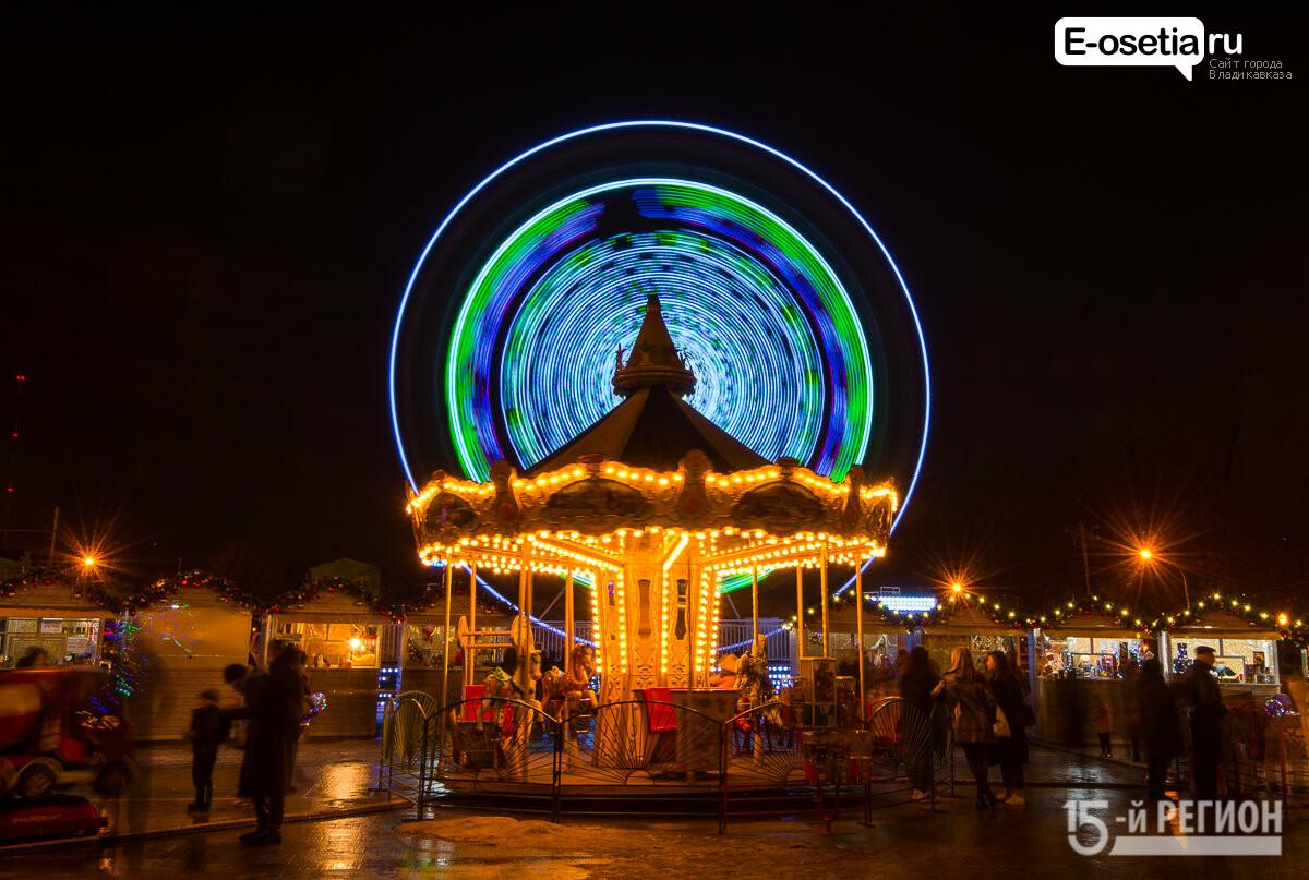 Фото Константина Фарниева, Во Владикавказе определили победителей конкурса на лучшее новогоднее фото