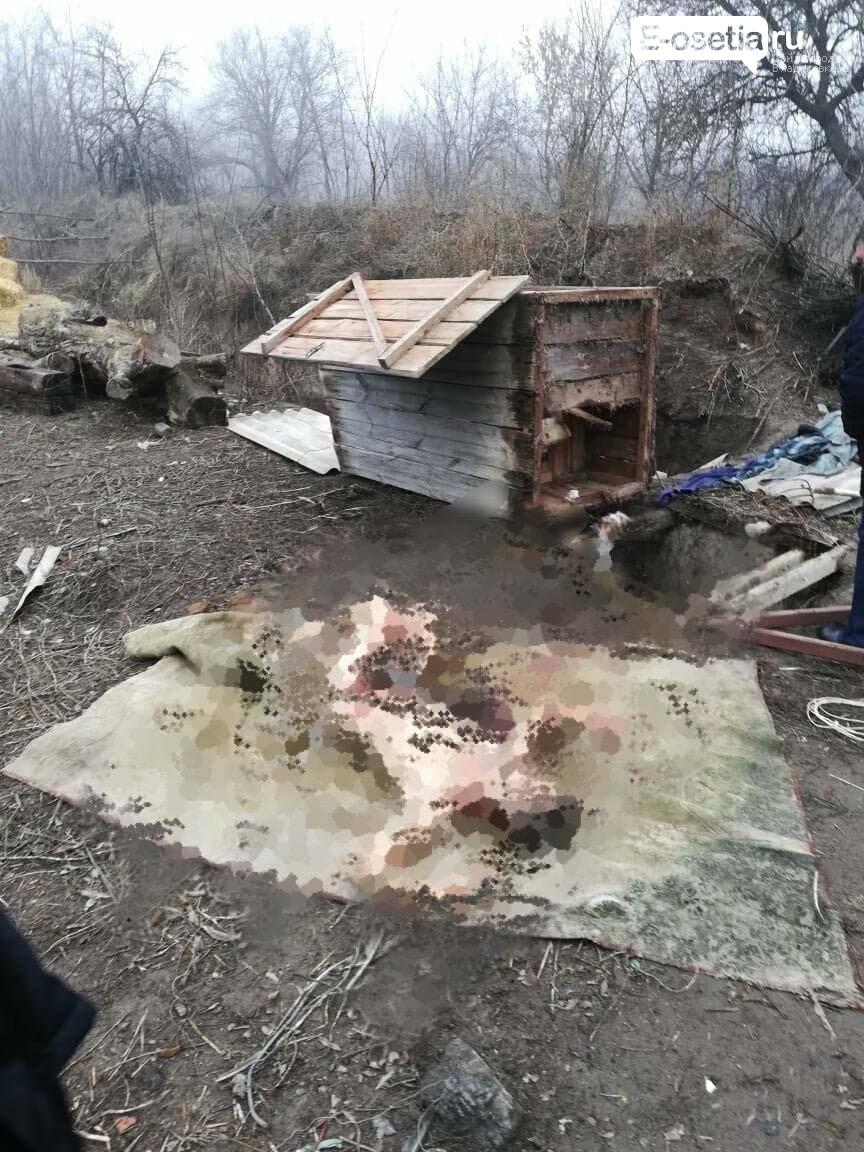 Убийство в Моздокском районе, Полиция Моздока раскрыла убийство на бытовой почве