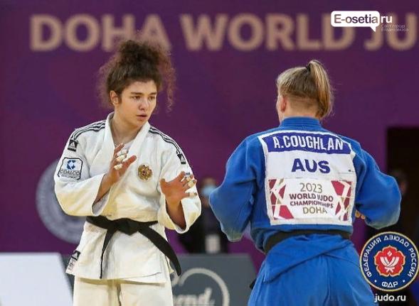 Мадина Таймазова, Мадина Таймазова завоевала серебряную медаль на турнире серии «Мастерс»