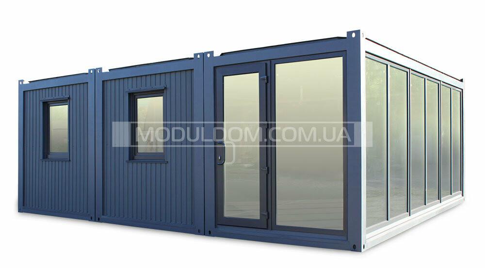 Модульное строительство офисных зданий - Завод МодульДом™